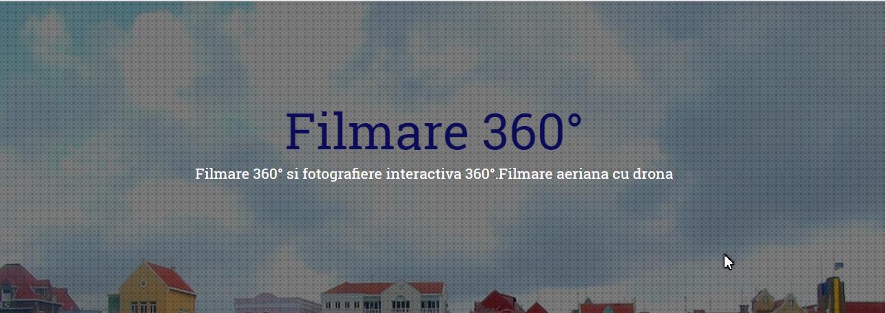 Filmare 360°