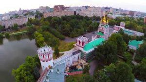 Новодевичий монастырь – Stanislav Zaburdaev