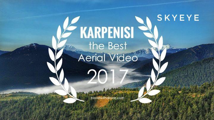 Discover Karpenisi Greece-SkyEye