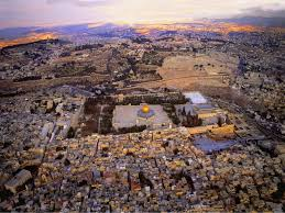 Israel from the sky