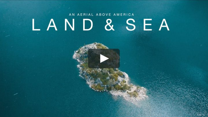 LAND AND SEA – 4k– Tom Scott 🇺🇸