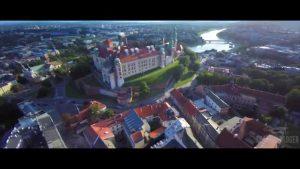 Poland Birds Eye View Soaring Badger Productions