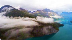 Strynsvatn fugleperspektiv – Aerial Norway