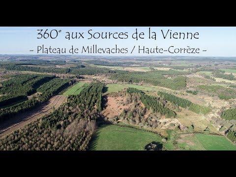 360 aux sources de la Vienne