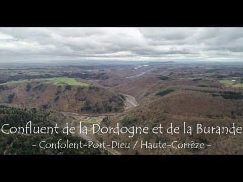 Dordogne et de la Burande