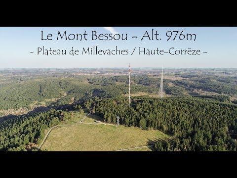Le mont Bessou