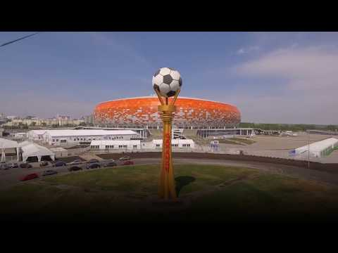 Mordovia Arena – World Cup 2018 Stadiums