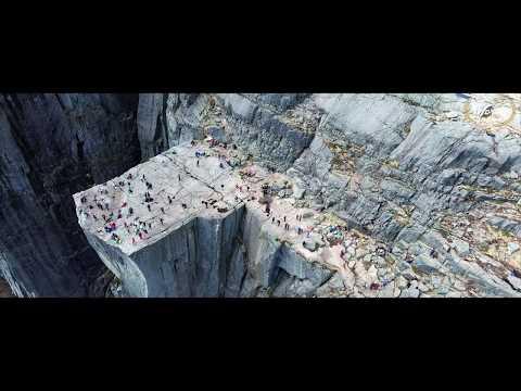 Preikestolen Pulpit Rock Norway 4K