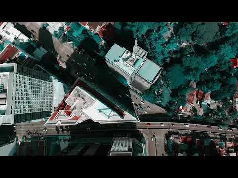 Aerial Video Mandarin Plaza Hotel