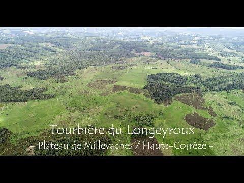Drone 4K – La Tourbière du Longeyroux