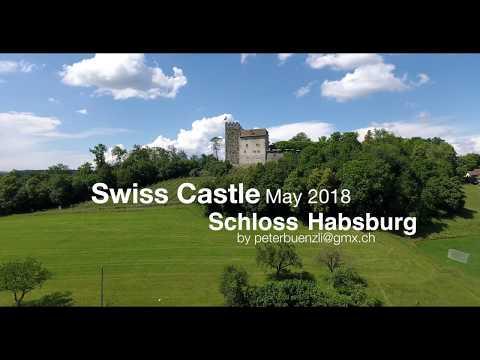 Schloss Habsburg Switzerland