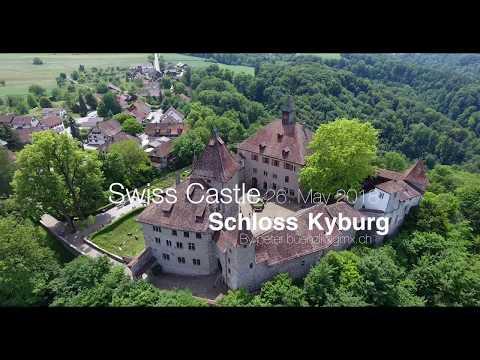 Schloss Kyburg Switzerland