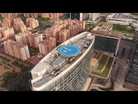 4K Nuevo Hotel Grand Hyatt Bogota