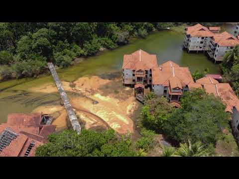 Abandoned Strawberry Kijal Resort