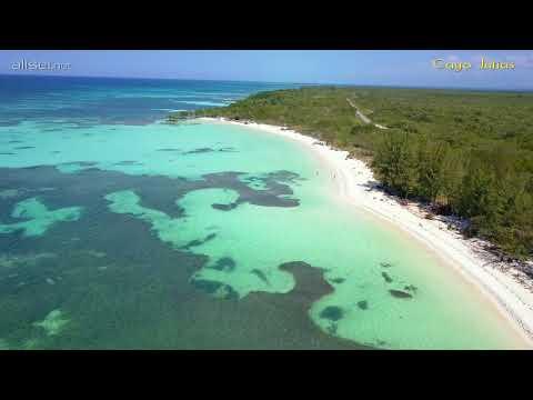 Cayo Jutía beach Cuba