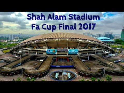 Shah Alam Stadium Kuala Lumpur