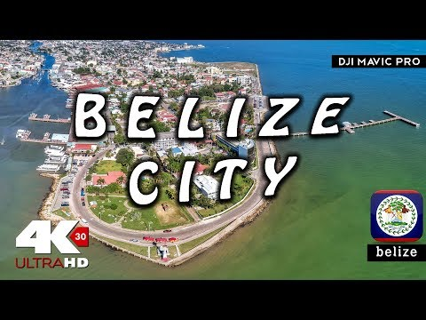 Belize City Aerial Showreel