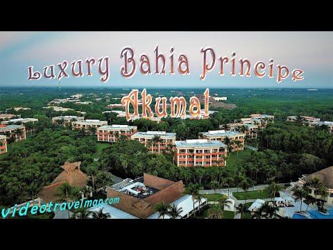 Bahia Principe Akumal 2018 Aerial Footage