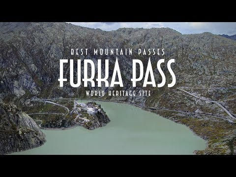 Furkapass Gorgeous Swiss Mountain 6K