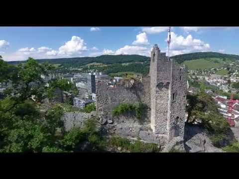 Swiss Castle Ruine Stein