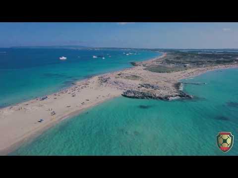 Ibiza Aerial Showreel