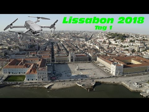 Coastal Lisbon from a high perspective