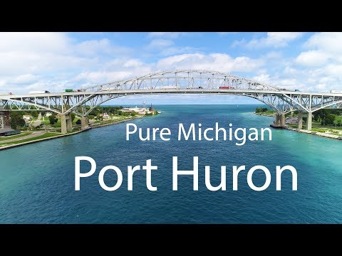 Port Huron Michigan