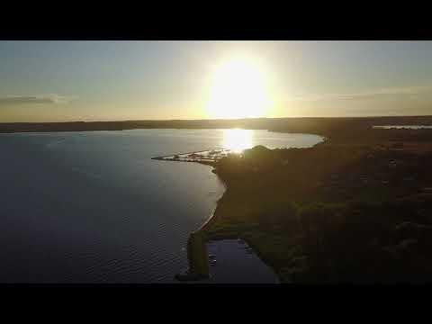 Solnedgang ved Rendbjerg