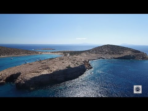Meet Amorgos Island