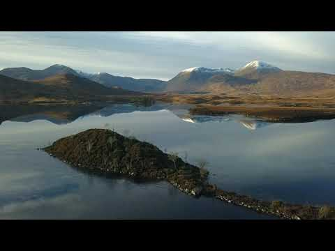 Rannoch Moor Scottish Highlands