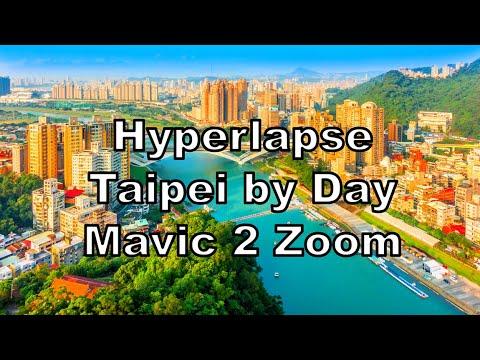 Hyperlapse Postcard From Taipei
