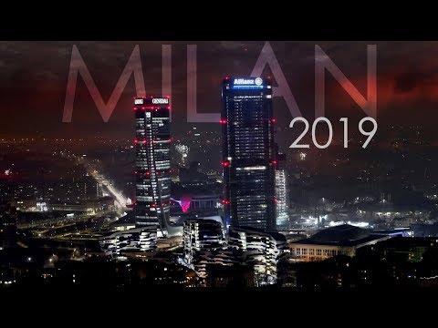 Milano Happy New Year