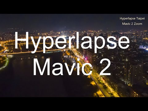 Taipei Hyperlapse Day