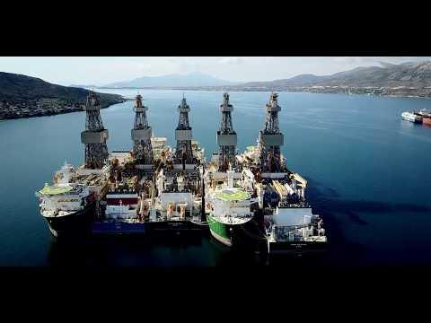 Drillships Ocean Rig Company