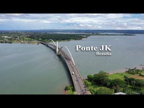 Ponte Juscelino Kubitschek Brasilia