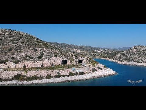 Παραλία Λουμπάρδα – Drone as Greece