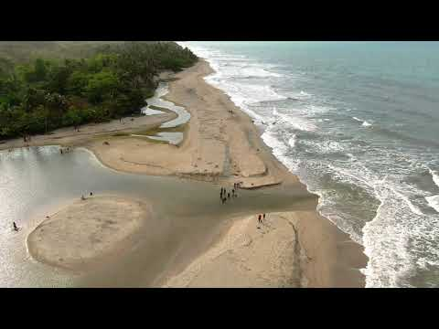 Estuario del rio Mendihuaca