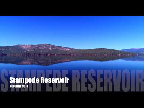 Stampede Reservoir California 4K