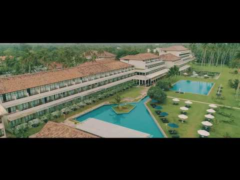 The Blue Water Hotel and Spa Wadduwa