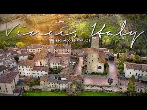Anchiano Birthplace of Leonardo da Vinci