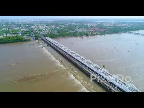 New Kollidam Bridge Tiruchirapalli