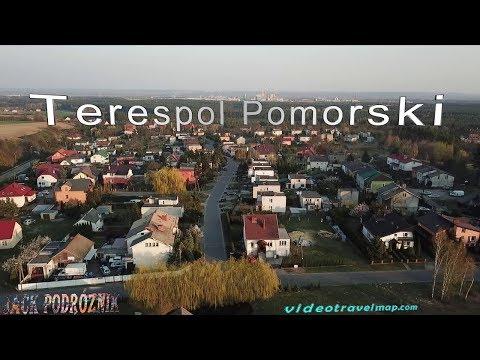Terespol Pomorski Wiosna 2019