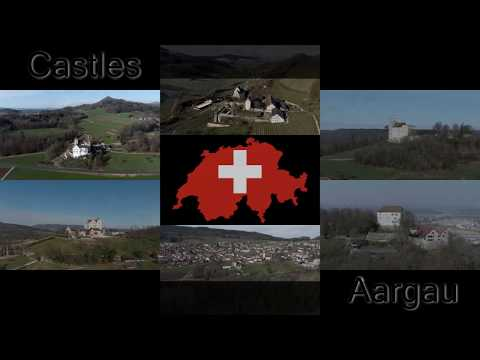 Castles in Switzerland – Aargau