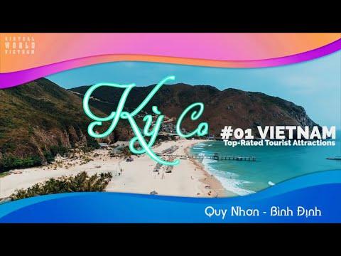 Ky Co Beach Nhon Ly