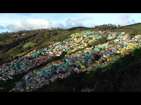 Cerro Norte video aéreo