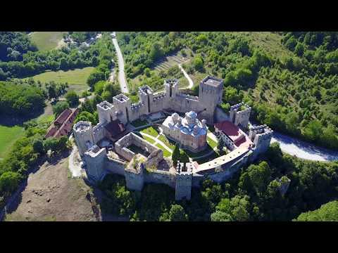 Manasija Monastery Despotovac