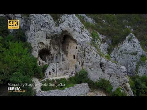 Monastery Blagoveštenje Gornjačko
