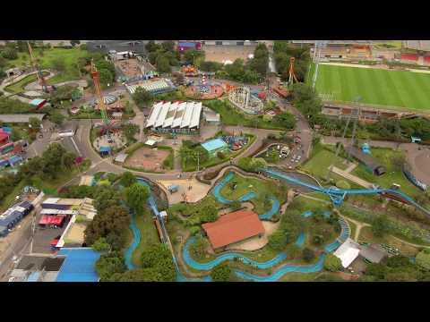 Parque Mundo Aventura Bogota