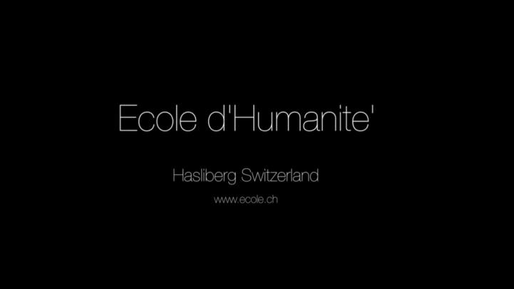 Ecole d'Humanite Hasliberg