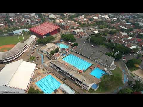 Escenarios Deportivos de Santiago de Cali